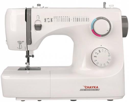 Швейная машина Chayka Чайка 735 белый от 123.ru