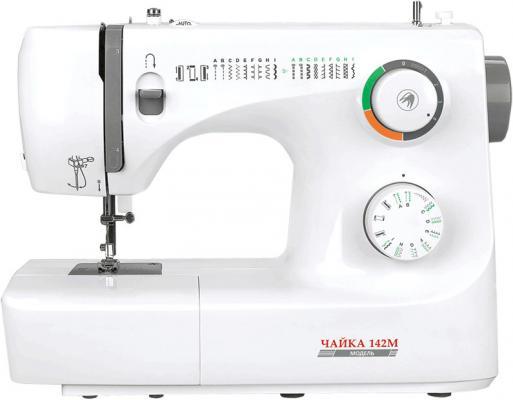 Швейная машина Chayka Чайка 142М белый