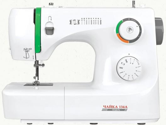 Швейная машина Chayka Чайка 134А белый цена