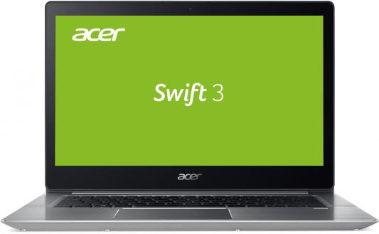 Ноутбук Acer Aspire Swift SF314-52-71A6 14 1920x1080 Intel Core i7-7500U brabantia мусорный бак flipbin 30 л матовый