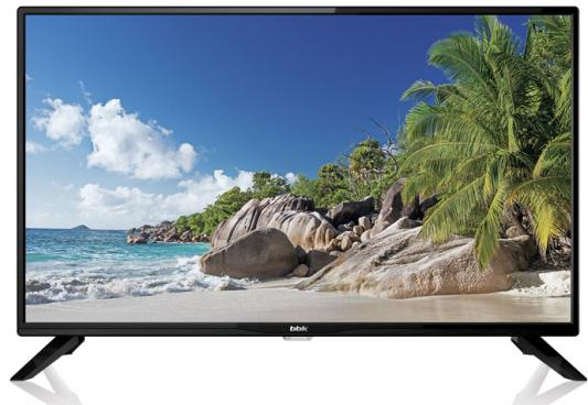 Телевизор BBK 32LEM-1045/T2C черный цена 2017