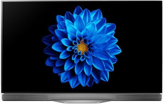 Телевизор LG OLED55E7N черный телевизор lg oled55e7n