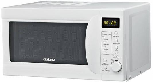 СВЧ Galanz MOG-2072D 700 Вт белый свч galanz mog 2041s 700 вт белый