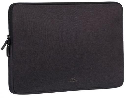 Чехол для ноутбука 13.3 Riva 7703 полиэстер черный чехол riva 7202 slr для фотоаппарата черный