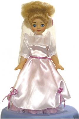 Кукла Мир кукол Невеста М2 45 см в ассортименте куклы и одежда для кукол весна озвученная кукла саша 1 42 см