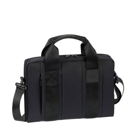 Сумка для ноутбука 13.3 Riva 8820 black полиэстер черный сумка для ноутбука 10 riva 8010 полиэстер черный