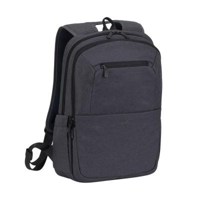 Рюкзак для ноутбука 15.6 Riva 7760 полиэстер черный riva 9101 ultraviolet