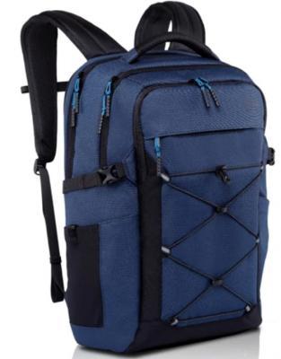 Рюкзак для ноутбука 15.6 DELL Energy (460-BCGR) полиэстер черный синий energy