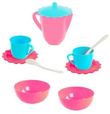 Чайный набор Mary Poppins Зайка ролевые игры mary poppins чайный набор зайка 14 предметов