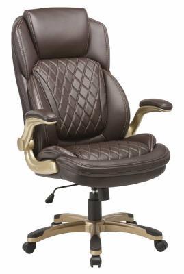 Кресло Бюрократ T-9915A/BROWN коричневый