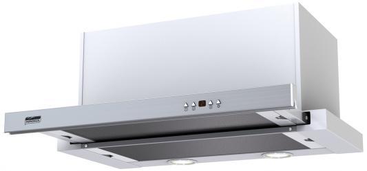 Вытяжка встраиваемая Krona Kamilla 600 3Р power серебристый вытяжка встраиваемая krona mini 900 серебристый