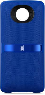 Чехол Motorola SoundBoost 2 для Moto Z/Z Play синий PG38C01826 obzor moto z play horoshee jelezo i somnitelnyi dizain