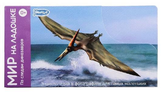Развивающие карточки Умница Мир на ладошке раннее развитие умница мир на ладошке 1  живой океан