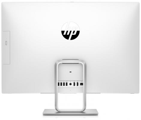"Моноблок 24"" HP Pavilion 24-r016ur 1920 x 1080 Intel Core i5-7400T 8Gb 1Tb + 16 SSD Radeon 530 2048 Мб Windows 10 Home белый 2MJ45EA"