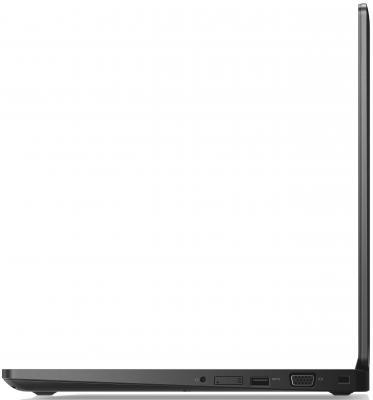 "Ноутбук DELL Latitude (5480-7812) 14"" 1366x768 Intel Core i5-6200U"