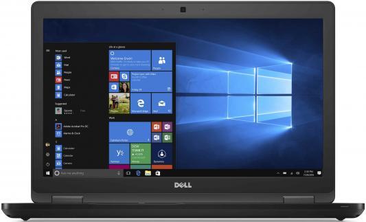 Ноутбук DELL Latitude 5580 (5580-7881) mad dragon new original laptop case for dell latitude 5580 5590 5591 or precision 3520 3530 palmrest case c shell a166u1