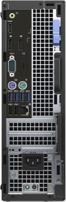 Системный блок DELL Optiplex 5050 i5-6500 3.2GHz 4Gb 1Tb HD530 DVD-RW Linux клавиатура мышь черный 5050-8178