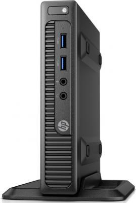 HP 260 G2.5 Mini Core i5-6200U,4GB (1x4GB)DDR4-2400,128GB,usb kbd/mouse,Stand,Realtek bgn 1x1 BT,Win10Pro(64-bit),1-1-1 Wty