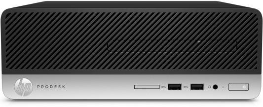 "Компьютер 20.7"" HP ProDesk 400 G4 1920 x 1080 Intel Core i3-7100 4Gb 500Gb Intel HD Graphics 630 Windows 10 Professional черный 1QP37ES"