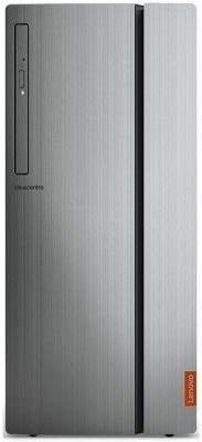 Системный блок Lenovo ideacentre 720-18IKL i5-7400 3.0GHz 8Gb 1Tb GT1050Ti-4Gb DVD-RW DOS 90H0001HRK системный блок lenovo ideacentre 710 25ish mt i7 6700 3 4ghz 8gb 1tb gtx750ti 2gb dvd rw win10 черный 90fb002grs