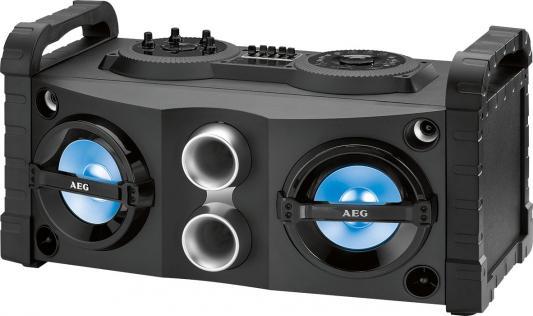 Bluetooth-аудиосистема AEG EC 4835 черный вентилятор напольный aeg vl 5569 s lb 80 вт