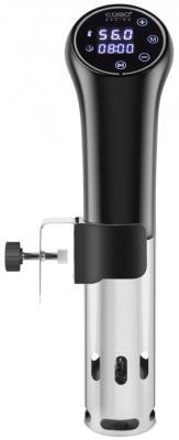 Медленноварка CASO SV 200 черный серебристый 800 Вт