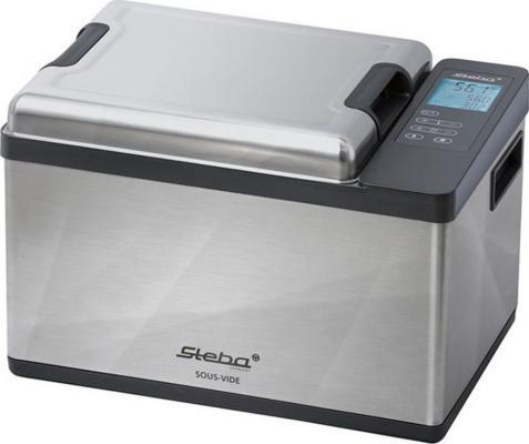 Медленноварка Steba SV 200 серебристый 800 Вт 12.5 л чаша для мультиварки steba dd 1eco