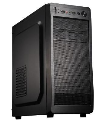 Корпус ATX Formula FG-310 500 Вт чёрный стоимость