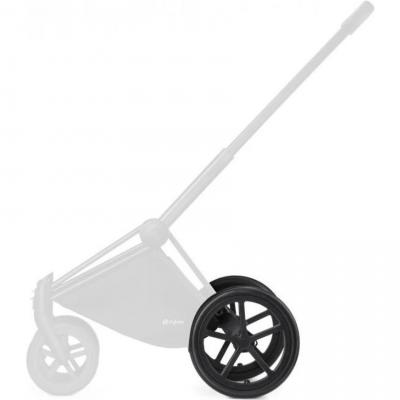 Комплект задних колес для коляски Cybex PriamTR (matt black) адаптер ось передних колес для коляски cybex priam matt black