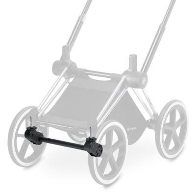 Адаптер/Ось передних колес для коляски Cybex Priam (matt black)