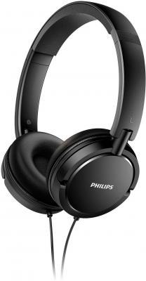 Наушники Philips SHL5000 черный наушники philips shl5000 black