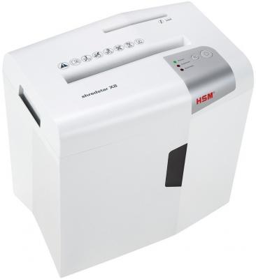 Уничтожитель бумаг HSM ShredStar X8 9лст 18лтр 1044121