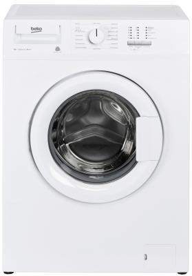 Стиральная машина Beko WRE 64P1 BWW белый стиральная машина beko wre 54p1 bww