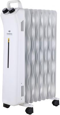 Масляный радиатор Timberk TOR 51.1507 BTM 1500 Вт термостат белый
