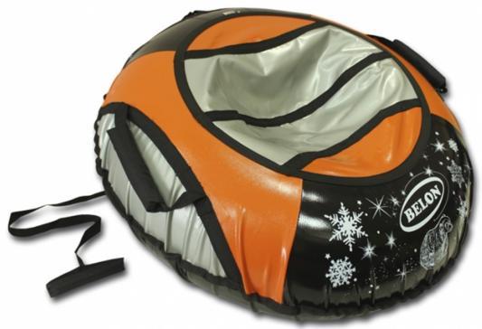Тюбинг BELON Тент оранжевый СВ-004-Т2/СЧО оранжевый ПВХ