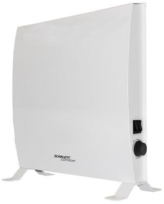 Конвектор Scarlett SCA H VER14 1500 Вт термостат белый электрический конвектор ver14 1500вт scarlett comfort sca h ver14 1500