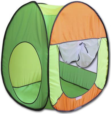 Игровая палатка BELON Квадрат-1 ПИ-004К-ТФ1 игровая палатка belon квадрат буквы пи 004к пр5