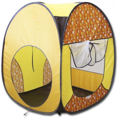 Игровая палатка BELON Квадрат Милые мишки ПИ-004К-ПР6 игровая палатка belon квадрат буквы пи 004к пр5