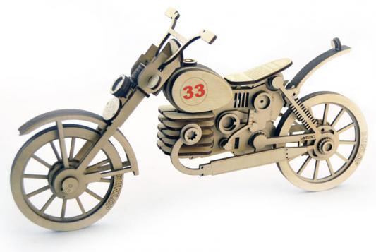 Конструктор LEMMO Мотоцикл 33 115 элементов lemmo конструктор леммитс кеша
