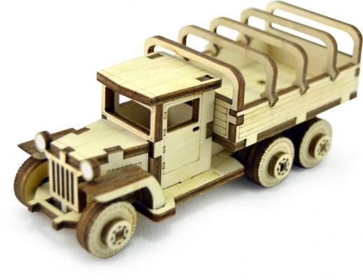 Конструктор LEMMO Советский Грузовик ЗИС-5ВП 54 элемента ЗИС-4 б у vp d463i продам