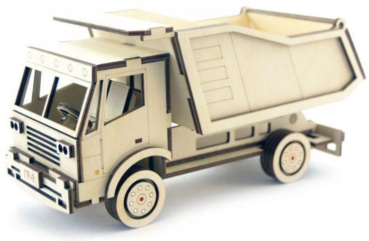 Конструктор LEMMO Грузовик Самосвал 81 элемент грузовик самосвал battat 68023