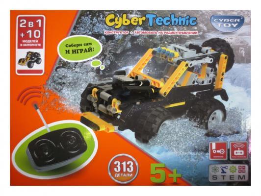 Конструктор CYBER TOY 7782 CyberTechnic 2 в 1 313 элементов more 2ed 2 sb cyber homework online res