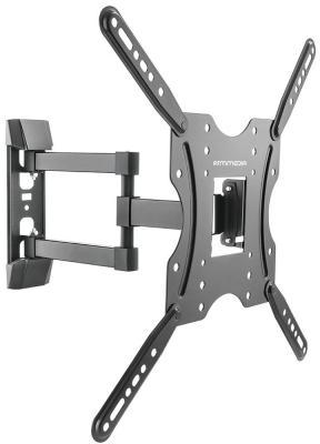 """Кронштейн ARM Media LCD-404 черный для LED/LCD ТВ 26""""-55"""" настенный до 30кг кронштейн arm media lcd 404 черный для led lcd тв 26"""