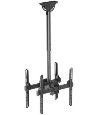 Кронштейн ARM Media LCD-1850 черный для LED/LCD ТВ 26-65 потолочный до 90кг arm media projector 8 черный