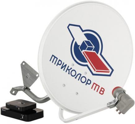 купить Комплект спутникового телевидения Триколор GS B532M + GS C592 Европа комплект на 2 ТВ черный 046/91/00048954 дешево