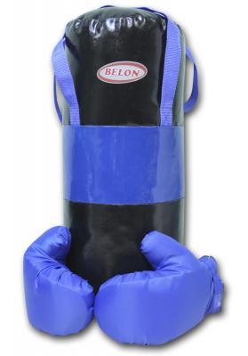 Набор BELON Груша и перчатки 2, тент НБ-003-СЧ тюбинг belon тент спираль аквапарк 85см