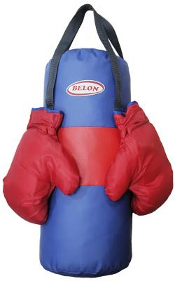 Фото - Набор BELON Груша и перчатки НБ-001 тюбинг belon эконом св 004 о кр красный резина текстиль