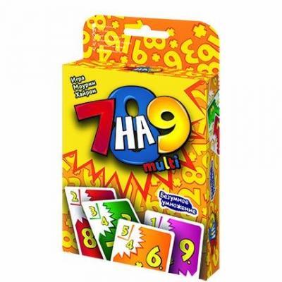 Настольная игра Magellan семейная 7 на 9 multi MAG09951