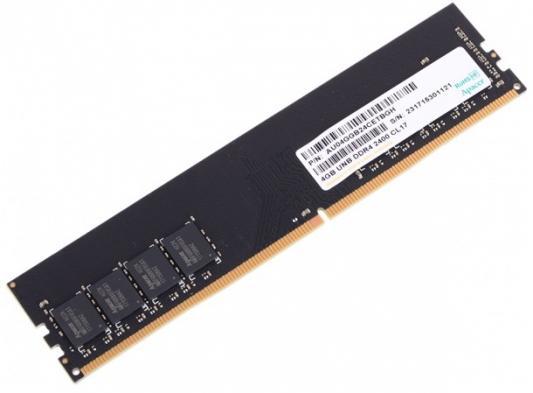 Оперативная память 4Gb (1x4Gb) PC4-19200 2400MHz DDR4 DIMM CL17 Apacer EL.04G2T.KFH