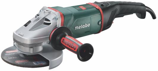Углошлифовальная машина Metabo W26-180MVT 180 мм 2600 Вт 606473000 шлифмашина угловая metabo we 22230 mvt 606464000